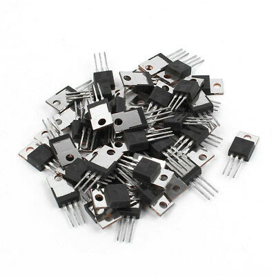 50 Pcs IRF740 TO-220 N-Channel Power MOSFET 400V 10A E9H2