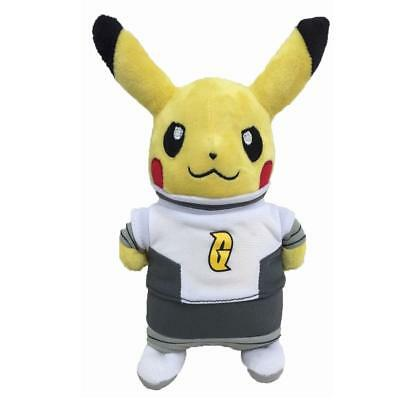 "Team Galactic Pikachu 8"" Pokemon Go Plush Toy Cuddly Soft Doll Cosplay Gifts NEW"