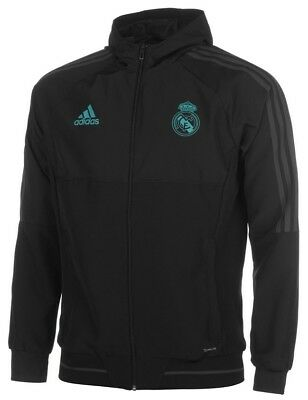 Jacke Pre Match Adidas Real Madrid 2017-2018 Away Third Champions League [S-XL]