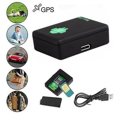GPS GSM Security Tracker Callback Mini A8 for Child Old Car With SOS Button SC