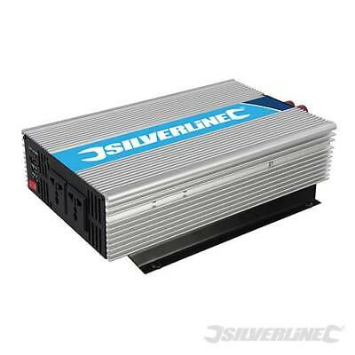 Inverter Invertor Tool Converts 12V Power Supplies 230V AC mains 2000w x 2 1000w