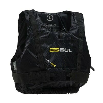 (Large) - 2016 Gul Garda 50N Buoyancy Aid in Black/Black GM0002-A9