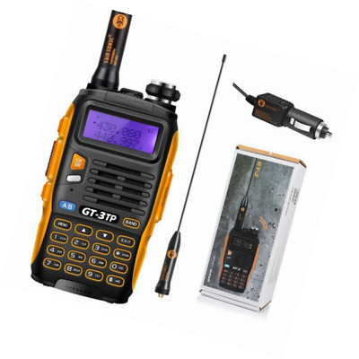 Baofeng Pofung GT-3TP Mark-III Tri-Power 8/4/1W Two-Way Radio Transceiver Car