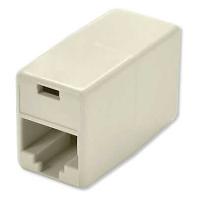 Accoppiatore 8p8c femmina female rj45 per unire due cavi ethernet Connettore CAT