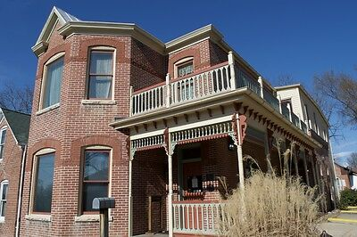 Historic commercial property, 3 Victorian buildings,  in high traffic area
