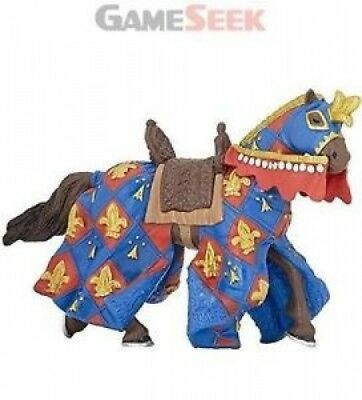 Papo Lilie Horse Figure (blue) - Toys .. Best Price