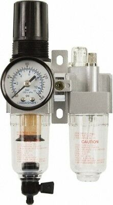 "WorkSmart Miniature Filter/Regulator & Lubricator 1/8""  WS-PN-2FRL-001"