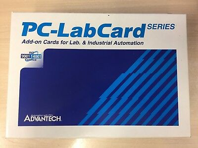 ADVANTECH - PCL-740 Rev:A1, 1 Port, RS232, RS422, RS485, LOOP, ISA Card [NEW]