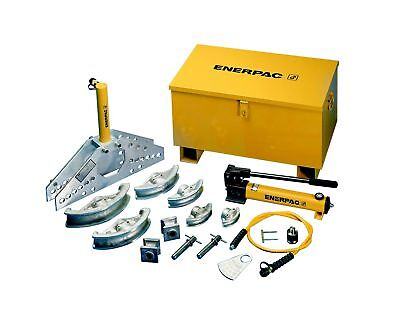 "Enerpac STB-101B Hydraulic Pipe Bender Set for 1/2"" to 2"" OD Pipe Electric-Po..."