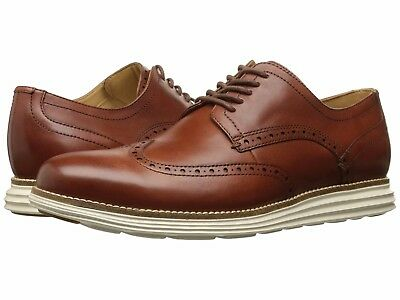 Cole Haan Men's Original Grand Shortwing Wingtip Oxfords Woodbury Sizes 8.5-13 M