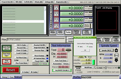 Engraving Machine Mach3 Controller Software English Mach3 With Lience Commissio