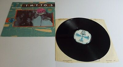 """The Temptations I'm Fascinated 12"""" Single A2 B1 Pressing - VVG"""