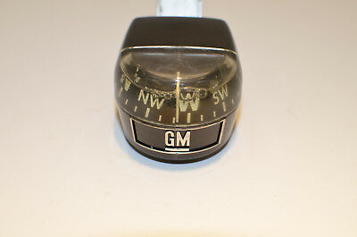Vintage original 60s GM Genuine Chevrolet Compass dash gauge chevy old school