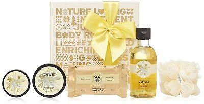 The Body Shop Moringa Festive Picks Small Gift Set. Delivery is Free