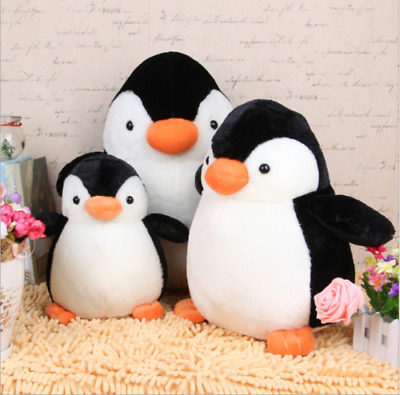 PENGUIN Stuffed Animal Plush Soft Toys Cute Doll Pillow Cushion