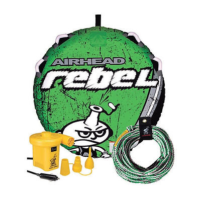 Set Complet Bouee Airhead Rebel