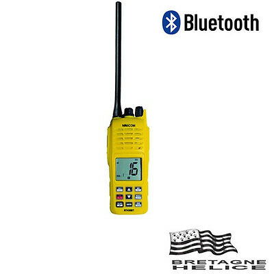 Vhf Portable Flottante Navicom Rt430Bt Bluetooth
