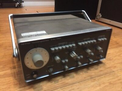 PHILIPS (PM 5132) FUNCTION GENERATOR 0.1 - 2 MHz  / UNTESTED
