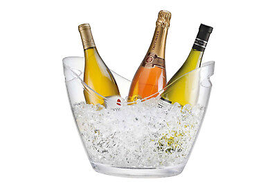 Serroni Fresco 6.8 Litre Vino Gondola Drinks Tub Unbreakable RRP $83.95 Wine