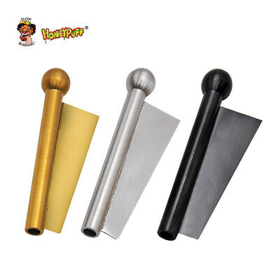 1 X New Design Nasal Snuff Sniffer Straw Snorter Snuffer tube With Blade edge
