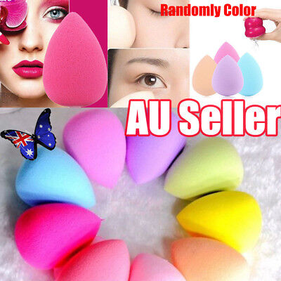1-100 Bottle Gourd Sponge Powder Puff Flawless Foundation Makeup Beauty Blender