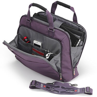 """i-stay 15.6""""-16"""" ladies laptop bag with non-slip bag strap - IS86."""