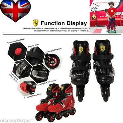 Children Roller Skate Combo Set inline skate Knee Gauntlets Elbow pads Helmet
