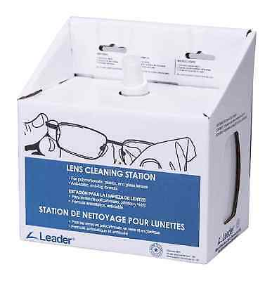 Portwest PA02 Lens Cleaning Station Eyewere Care 600 Towelettes 8oz Solution