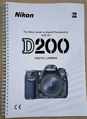Nikon Coolpix P900 User Guide Manual Printed 242 Pages A5