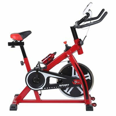 neu heimtrainer fahrrad fitness bike trimmrad indoor cycling rad sattel eur 120 99 picclick de. Black Bedroom Furniture Sets. Home Design Ideas