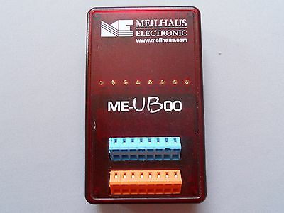 Meilhaus Electronic  ME-UB00 Anschluß- Box/ 8 Opto-Ausgänge