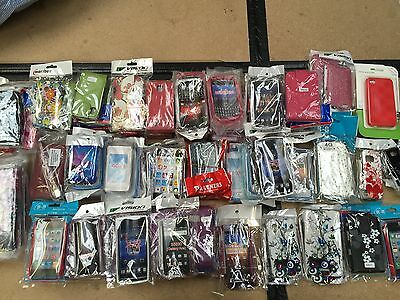 Bulk Wholesale Joblot of Mix Mobile Phone Cases Covers X 50