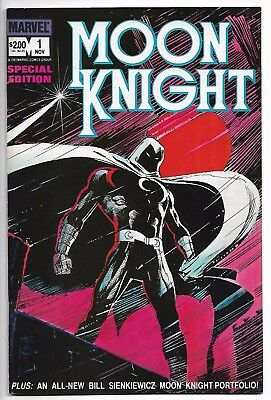 MOON KNIGHT # 1 SPECIAL EDITION NM VERY RARE Bill SIENKIEWICZ COVER