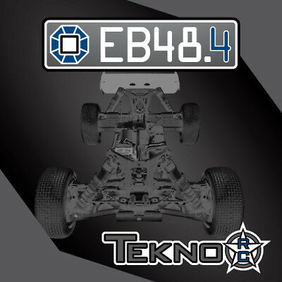 Tekno RC EB48.4 1/8th Competition Electric Buggy Kit TKR8000