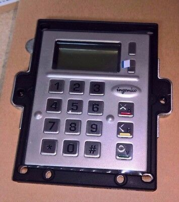 Ingenico IUP250 16+128 PE SNR ISelf Keypad Unattended Payment Solution