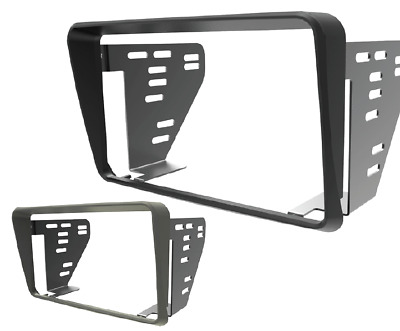 Au Ford Double Din Facia Kit
