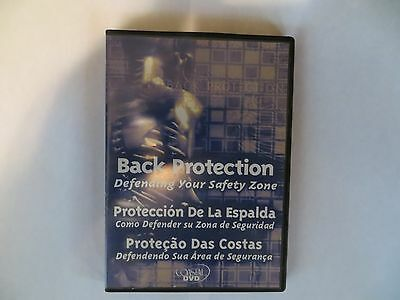 Coastal Safety Training DVD Material Back Protection Defending Your Safety Zone
