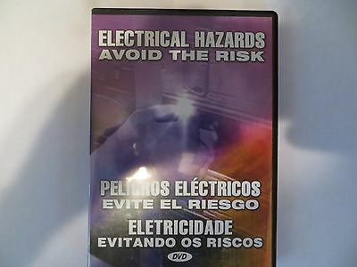 Coastal Safety Training DVD Material Electrical Hazards - Avoid The Risk