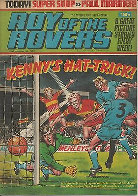 Roy Of The Rovers - Comic - 02-10-82 - (007)
