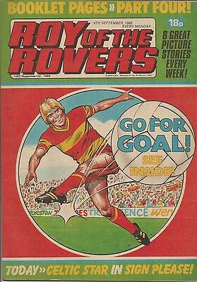 Roy Of The Rovers - Comic - 04-09-82 - (004)