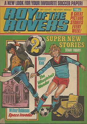 Roy Of The Rovers - Comic - 28-08-82 - (003)