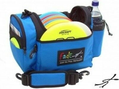 Fade Gear Crunch Box Disc Golf Bag (Small Bag) - Skye. Free Delivery