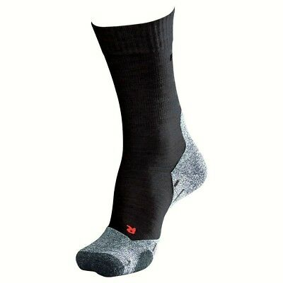 (5.5-7.5, Black/Mix) - Falke TK 2 Men's Trekking Socks. Falke ESS. Brand New