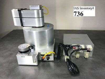 Rorze RR304 Robot and Robot Controller (used working, 90 day warranty)