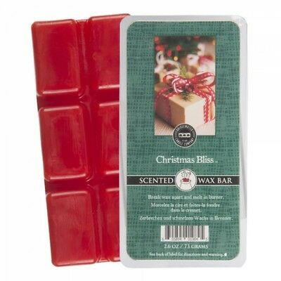 Bridgewater Candle Scented Wax Bar Christmas Bliss 73 g