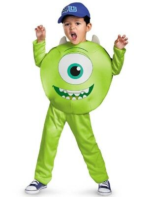 Boy's Monsters University Mike Costume