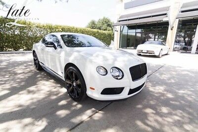 2015 Bentley Continental GT  Rare Concours Edition 1 of 48 built!!