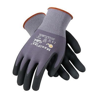 PIP 34-874 MaxiFlex Ultimate Nitrile Micro-Foam Coated Gloves