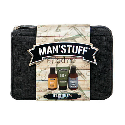 MAN'STUFF BY TECHNIC IT'S IN THE BAG great Christmas present