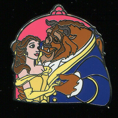 Disney Couples Mystery Pack Beast and Belle Disney Pin 95865